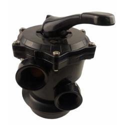 PENTAIR Top valve, 6 position sand filter - PENTAIR kit azur 9 M3/H - RE272026ND sand filter valve