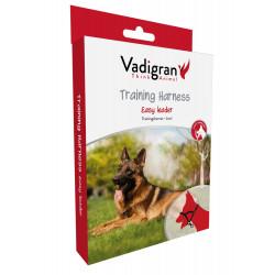 Vadigran Black Halter Harness. size L. 46-62 cm. for dog. dog harness