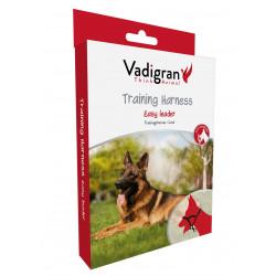 Vadigran Black Halter Harness . size XL. 52-64 cm. for dog. dog harness