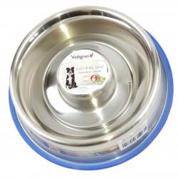 Nobby Anti-slip stainless steel bowl SLOW ø 22.5 cm 1.35 Litres Bowl, bowl, bowl