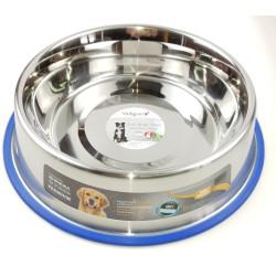 Nobby Non-slip stainless steel bowl. ø 33 cm 2.8 Litres. for dog. Bowl, bowl, bowl