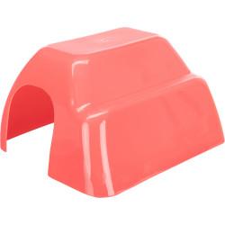 Trixie Plastic house for large hamster. 23 x 15 x 26 cm. random color Beds, hammocks, nesters
