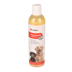 Flamingo Pet Products Après-Shampooing Macadamia 300 ML. pour chien. Shampoing