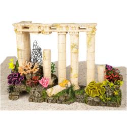 Vadigran Décoration Colonnes antiques grecques. 53 cm. aquarium. Décoration et autre