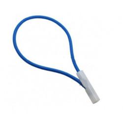Jardiboutique one blue bungee cord 26 cm for pool cover accesoire de bâche