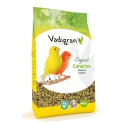 Vadigran Graines original pour Canaries 4Kg Nourriture graine