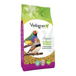 Vadigran Original seeds for exotic BIRDS 1Kg Nourriture graine