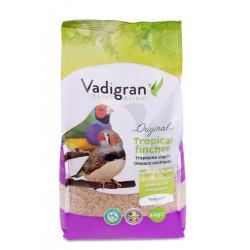 Vadigran Originelles Saatgut für exotische Vögel. 4 Kg. VA-272 Nourriture graine