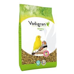 Vadigran Graines pour OISEAUX volière 4Kg Nourriture graine