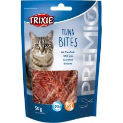 Trixie PREMIO Tuna Bites with tuna and chicken, for cats. Nourriture