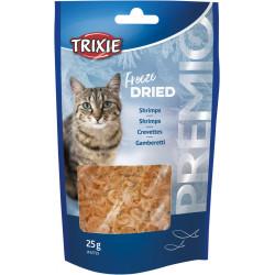 Trixie PREMIO Freeze Dried Shrimps is a 100% freeze-dried shrimp food for cats. Nourriture