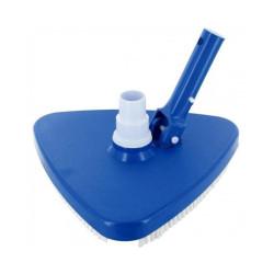 Jardiboutique Triangular pool brush head Vacuum cleaner