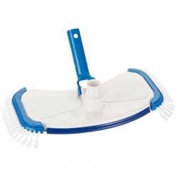 Jardiboutique Manual vacuum cleaner, bean-shaped for swimming pool cleaning Vacuum cleaner