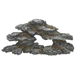 Vadigran Fossilized wood 34 x 10 x16 cm . aquarium decoration. Decoration and other