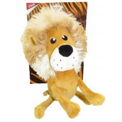 Vadigran Big Lionel plush 30 cm, dog toy Peluche pour chien