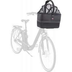 Trixie Lettino per cani per manubrio di bicicletta, fino a: 6 kg. TR-13108 Cestino per biciclette