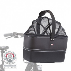 Trixie Dog bed for bicycle handlebars, up to: 6 kg. Bicycle basket