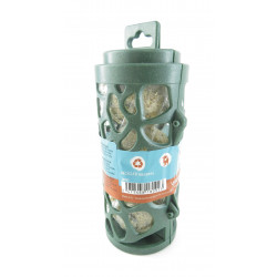 Vadigran Recycled dispenser with grease ball 17 cm. for birds Nourriture graine