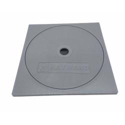 HAYWARD Kit cover + skimmer frame light grey Hayward Cofies PACKSKIMLG Skimmer cover