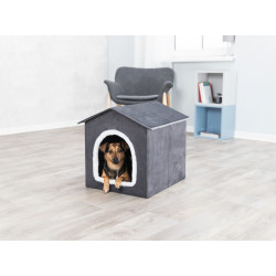 Trixie Livia shelter for small dogs and cats, size: 50 × 50 × 54 cm. Sleeping