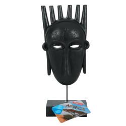 zolux Décoration Africa masques homme taille L. Aquarium. Décoration et autre