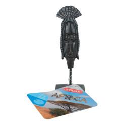 zolux Afrika Maske Dekoration Frau Größe S. Aquarium. ZO-352216 Dekoration und Sonstiges