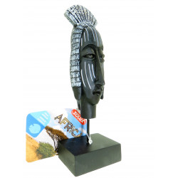 zolux Africa mask decoration Woman size M. Aquarium. Decoration and other