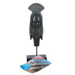 zolux Décoration Africa masque Femme taille M. Aquarium. Décoration et autre