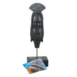 zolux Afrika Maske Dekoration Frau Größe L. Aquarium. ZO-352218 Dekoration und Sonstiges