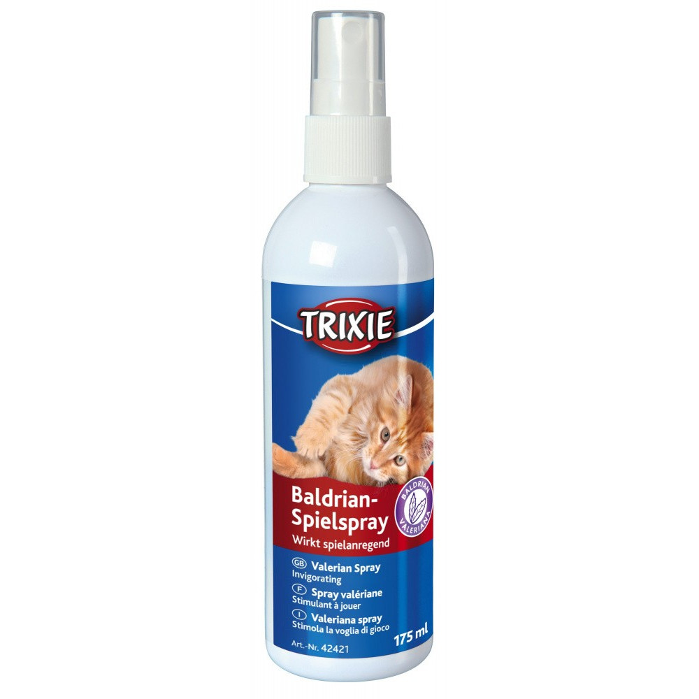 Trixie TR-42421 Valerian spray 175 ml, for your cat. Games
