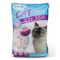 Vadigran Litter cat silica provence. 5 litres or 2.25 kg. for cats. Litter