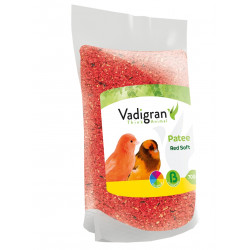 Vadigran Red soft food 700 gr. Complementary food for birds. Food and drink