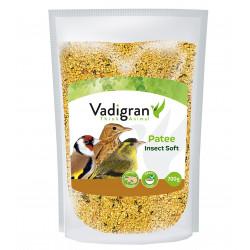 VA-14352 Vadigran Alimento blando para insectos 700 gr. Alimento complementario para las aves. Comida y bebida