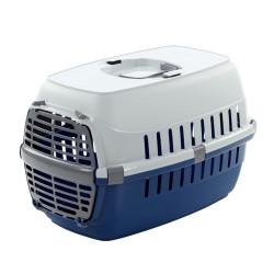 Flamingo Pet Products Cage de transport NOAH 1. pour petit chien ou chat maxi 5 kg. couleur aléatoire Cage de transport