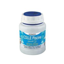 SFIXPOOL250 Interplast Pegamento a presión para PVC 250ml gel pool glue azul colle et autre