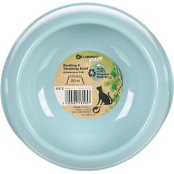 Flamingo Pet Products MUK recycled plastic bowl 250 ml. for cats. Gamelle, écuelle, fontaine