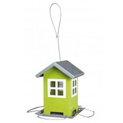 Trixie Bird feeder, green, to hang size: 19 cm, bird. Outdoor feeders