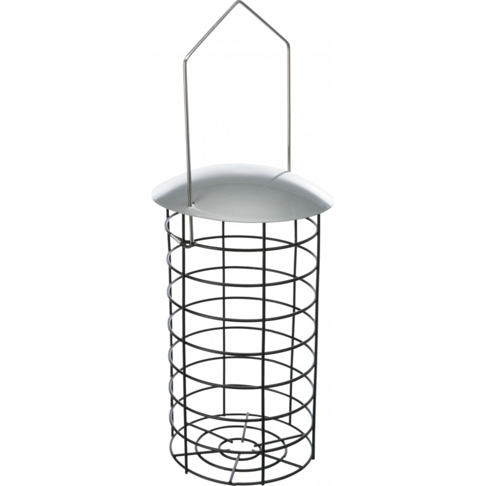 Trixie Giant grease ball holder with roof, size ø 11 × 20 cm. birds Outdoor feeders