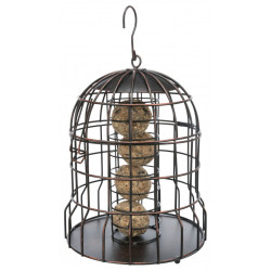 Trixie Grease ball holder with pest protection, size 19 x 25 cm. Outdoor feeders