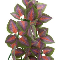 Trixie Stoffpflanze zum Aufhängen, Folium Perillae, für Reptilien. 30 cm. TR-76244 Dekoration und Sonstiges