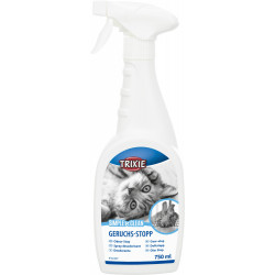 Trixie Simple'n'Clean deodorizing spray 750 ml. for cat litter box. litter accessory