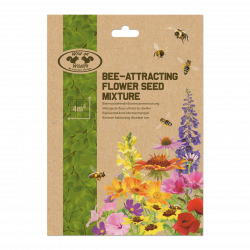 Esschert Design Mixture of flowers to attract bees. seed for 4 m² Abeilles