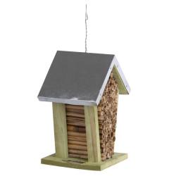Esschert Design Bee House, height 20cm. Abeilles