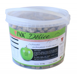 sud-ouest aliment Green Apple Horse Treats 2.5 kg Candy