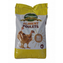 sud-ouest aliment Growth chicken feed, 20KG. Food and drink