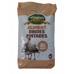 sud-ouest aliment Guinea fowl feed, 20KG. Food and drink