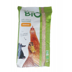 C'son BIO Traditional farm mix feed, 20KG. Food and drink