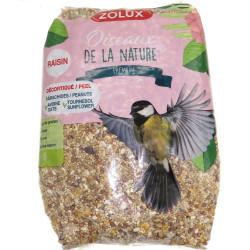 zolux Premium mix seeds . hulled 2.5 kg . for birds Nourriture graine