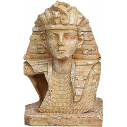 Decoración Tutankamón S 13,5 x 12 x 12 x 12 x 20 cm - acuario Decoración y otros Flamingo FL-401453