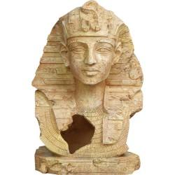Decoración Tutankhamon.L 19 x 16 x 28 cm - acuario Decoración y otros Flamingo FL-401454